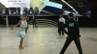 2018黑池舞蹈节(中国)国际公开业余组L第三轮恰恰1