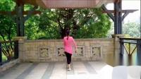 广州飘雪广场舞《月如钩》原创优美古典舞附教学