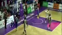 亚运会男篮比赛爆发大规模冲突 中国台北2人被罚出场!