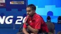 2018羽毛球世锦赛 决赛 西班牙VS印度 决赛 马琳VS辛杜