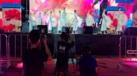 贵妃醉人的歌含优美的雨伞集体舞zhanghongaaa原创