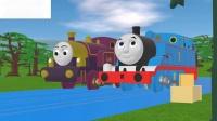 托米卡托马斯和朋友短48疯狂十年草拟动画幕后
