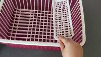 塑料碗筷收纳箱二手注塑模具