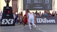 FIBA3x3U18欧洲杯首日五佳球