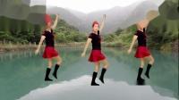 红领巾金社广场舞《西海情歌》编舞;星语心愿