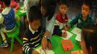幼兒園中班《圣誕禮物》教學視頻