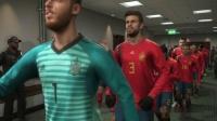 巴打Brother 实况足球2019解说 欧洲国家联赛A级D组 西班牙vs克罗地亚