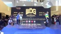WDG北京赛区2018 - 刘欣荣 VS 梁启雄 少儿ALL STYLE32进16