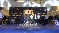 WDG北京赛区2018 - LOCKING海选