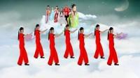 武汉周舟广场舞(32步)《美丽的七仙女》