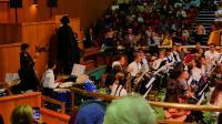 歌剧魅影主旋律, 音乐学校年度音乐会