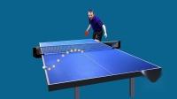 How to serve Tutorial - Tischtennis Vorhand Seiten-Spin Aufschlag