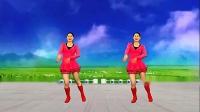 大众步子广场舞《粉红色的回忆》跳出青春年华跳出女人的气质
