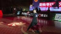 2018年中国体育舞蹈公开系列赛(北京站)职业组S决赛SOLO探戈赵鹏 汪琪