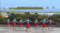 茉莉广场舞草原的夜 藏族风中三舞