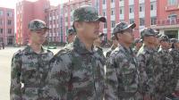 桦甸八中2018年军训(军事训练)