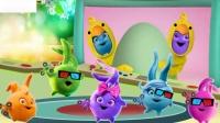 电视上的阳光小兔子歌曲童谣童谣