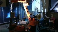 不锈钢低飞溅焊接机器人-焊接机械手