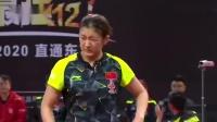 2017 Marvellous 12 Highlights Chen Meng vs Wu Yang
