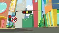 交通信号灯为什么使用红黄绿三种颜色?