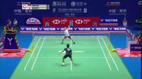 2018中国羽毛球公开赛男单决赛集锦 金廷VS桃田贤斗