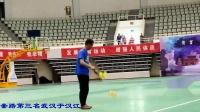 2018洛阳牡丹杯空竹交流赛个人套路第三名-于汉江