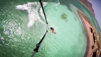 从风筝冲浪的角度看世界,你从未见过埃及的另一面_#阿鑫Shawn