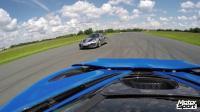 Porsche 911 GT2 RS VS McLaren 720S直线加速赛