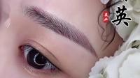 2018最火的3D线条眉毛技术,在大咖看来太简单了,赶紧学一下