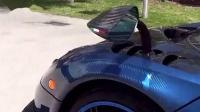 全球最漂亮的跑车之一 帕加尼Huayra BC
