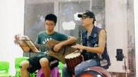 吉他教学《红河谷》