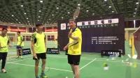 巨星课堂丨如何打出攻击性推球?赵剑华:握拍、抢点、弧度缺一不可