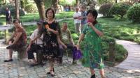 20180925,中山公园《越剧孟丽君》遊上林,韩越迷与小陈,小汪演唱,甬闻录制。