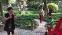 20180925,中山公园《越剧祥林嫂》抬头问蒼天,徐美飞演唱,甬闻录制。