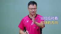 【乒乓找教练】246 侧身位拉球应该如何站位?