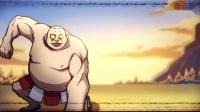 刺客伍六七番外篇:梅花十三为救母亲,大战光头胖子