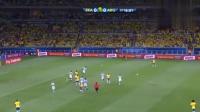 2018世界杯预选赛:巴西VS阿根廷,梅西跟内马尔的较量