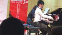 朱瀚遠13歲演奏肖邦第二鋼琴協奏曲第一樂章