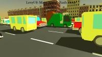 【屌德斯解说】 模拟过马路 世界上最神奇的马路把人都过疯了