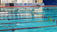 陇南游泳大联盟31-40岁一百米自由泳冲刺20181002