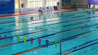 新乐天代表队徐丹100米自由泳决赛20181002