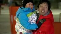 家门的荣光:江石故意在丹雅面前滑雪耍帅,只为博取女神一笑!