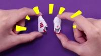 《小伶玩具》芭比超人气运动鞋手工DIY制作小课堂