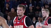 U23世界杯男篮MVP—俄罗斯球员祖耶夫