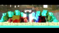 我的世界音乐MV-战斗-Steve Mine Indo