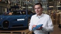 【乐高】这台尺寸惊人的Bugatti,看看它是如何制作的