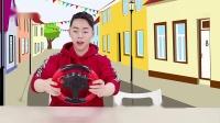小伶玩具:酷炫风火轮四驱车游戏1
