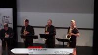 24 hours saxophone quartet by Michael Nyman - Bohemia Sax Quartet  #adolphesax