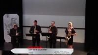 Out of the Ruins by Michael Nyman -  Bohemia Saxophone Quartet - XVIII World Sax