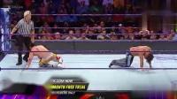 WWE轻量级205:小庾澄庆TJPvs诺姆达尔